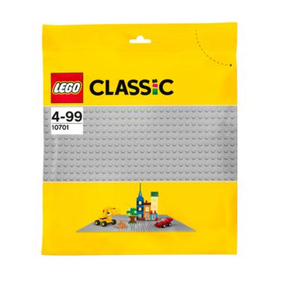 Lego  Classic – Graue Grundplatte (10701) | 5702015357159