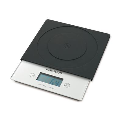 Kenwood Haushaltsgeräte Kenwood AT850B Digitale Küchenwaage | 5011423145631