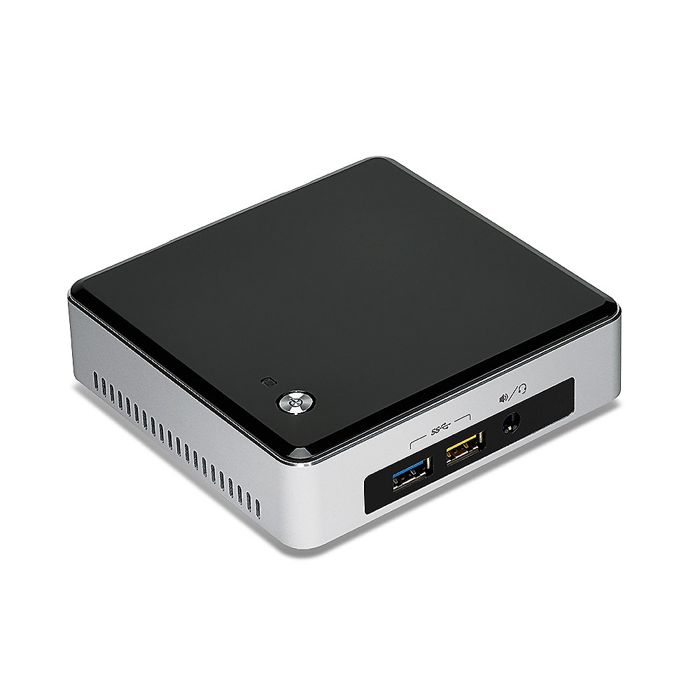 Intel NUC NUC5i3RYK - i3-5010U 0GB/0GB HD5500 1x HDMI 1x DP WLAN /ac