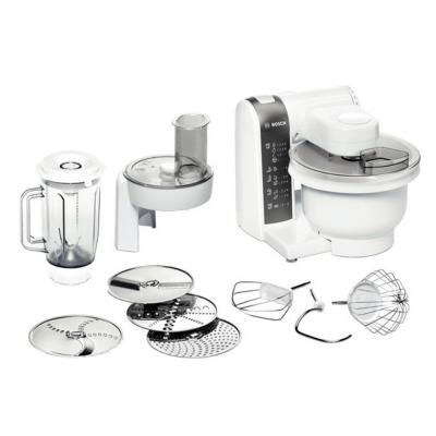 Bosch  MUM48020DE Küchenmaschine weiß/silber | 4242002859354