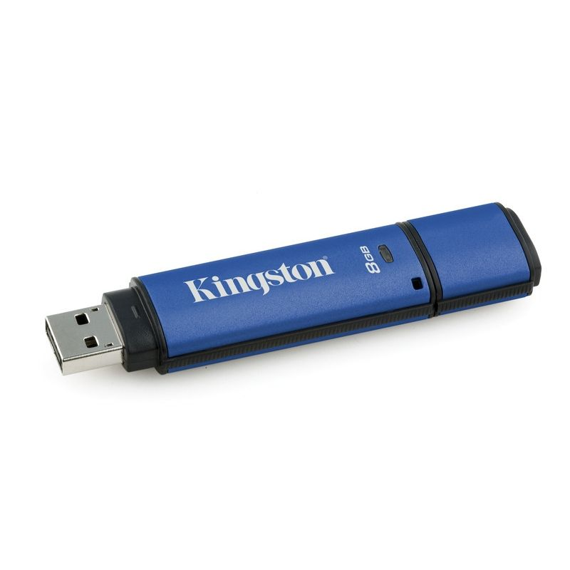 Kingston 16GB DataTraveler Vault Privacy 3.0 Data Secure Stick