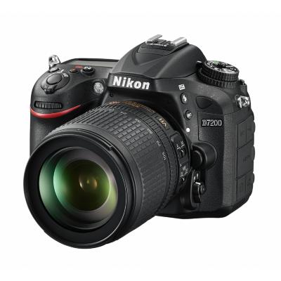 Nikon  D7200 Kit AF-S 18-105mm 1:3,5-5,6 G ED VR Spiegelreflexkamera   0018208944569