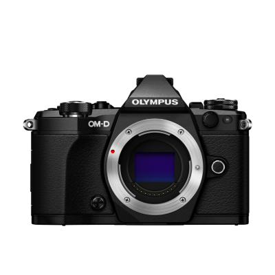 Olympus  OM-D E-M5 Mark II Gehäuse Systemkamera schwarz | 4545350048273