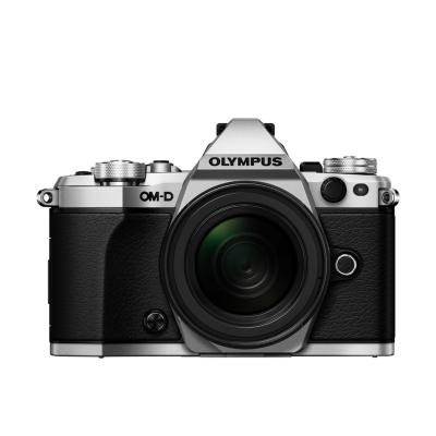 Olympus  OM-D E-M5 Mark II Kit 12-50 mm EZ Pancake Systemkamera silber | 4545350048358