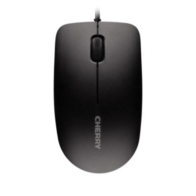 Cherry  MC-1000 Kabelgebundene Maus USB schwarz | 4025112083341
