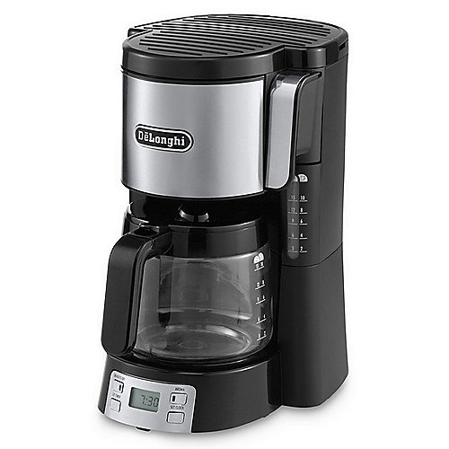 DeLonghi ICM 15740 Filterkaffeemaschine Edelstahl | 8004399327054