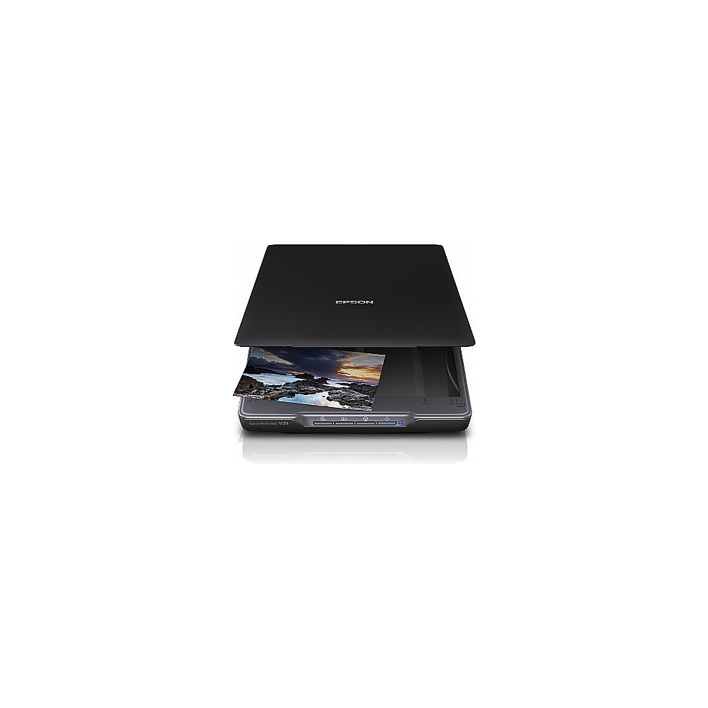 EPSON Perfection V39 A4-Fotoscanner Flachbett USB