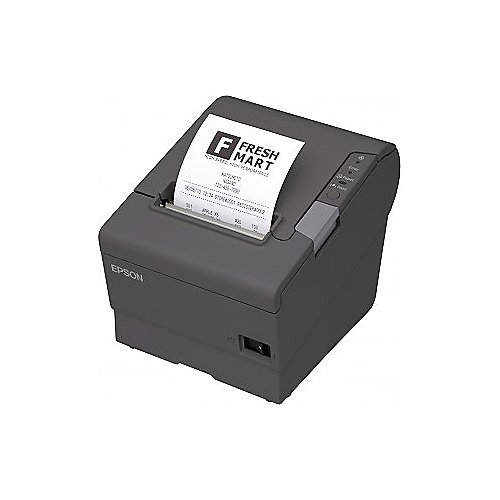 EPSON TM-T88V Quittungsdrucker monochrom USB seriell grau *ohne Netzteil* | 8715946465777