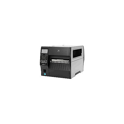 ZEBRA ZT400 Series ZT420 Thermo-Etikettendrucker USB LAN Seriell BT Cutter | 5052184500345