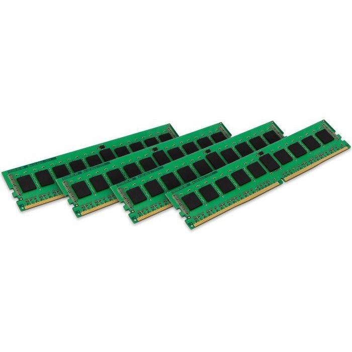 32GB (4x8GB) Kingston DDR4-2133 RAM CL15 1,2V ECC Kit