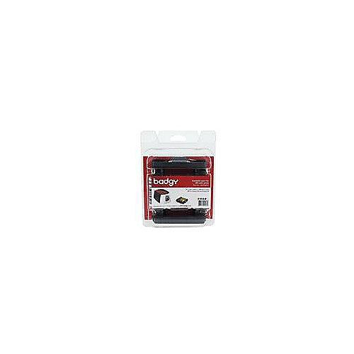 Set für 100 Karten 100x PVC-Karten 0,76mm Farbband | 3661572000231