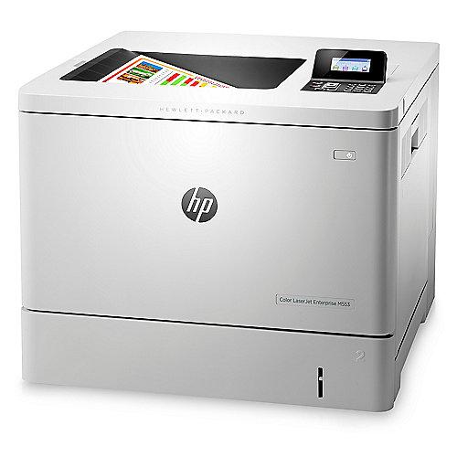 Color LaserJet Enterprise M553dn Farblaserdrucker LAN   0888182487365