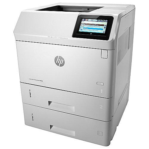 HP LaserJet Enterprise M605x S/W-Laserdrucker LAN