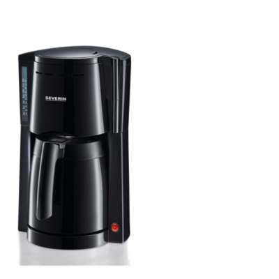 Severin  KA 4115 Kaffeeautomat schwarz | 4008146017438