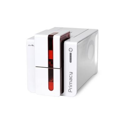 Evolis  Primacy Kartendrucker PM1H0000RD Feuerrot USB Ethernet   5712505259580