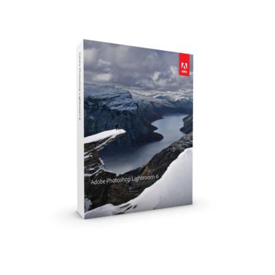 Adobe  Photoshop Lightroom 6 (DE) | 5051254621393