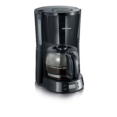 Severin KA 4191 Kaffeautomat Select mit Timer schwarz | 4008146015991