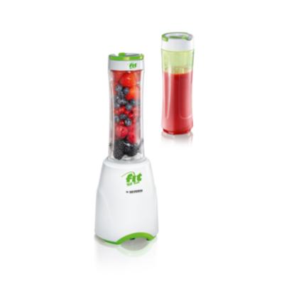 Severin  SM 3735 Smoothie Mix&Go Mixer mit Trinkbehälter | 4008146011436