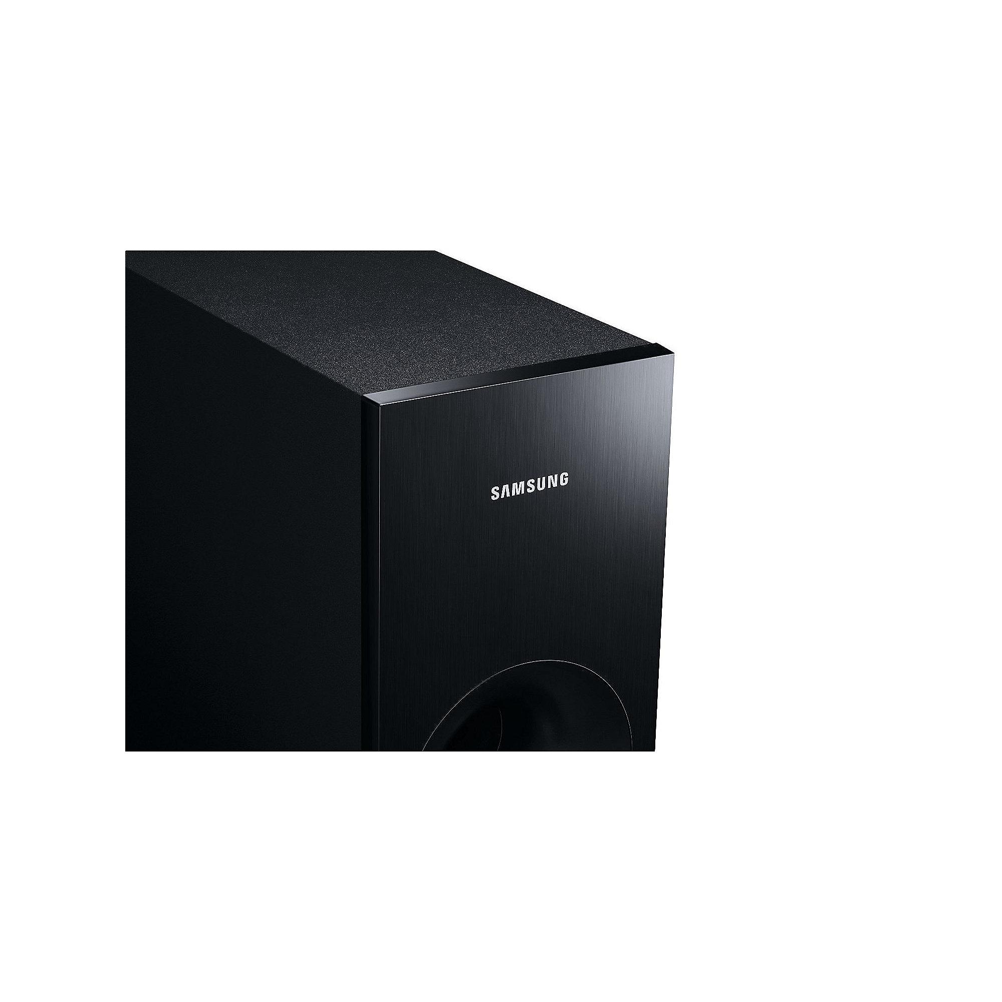 samsung ht j4500 5 1 3d blu ray heimkino system schwarz bluetooth lan cyberport. Black Bedroom Furniture Sets. Home Design Ideas