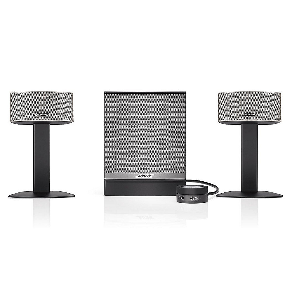 BOSE Companion 50 Multimedia Speaker System
