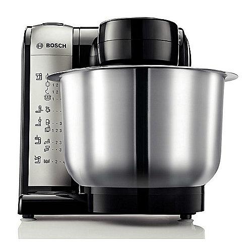 Bosch Mum48a1 Kuchenmaschine Anthrazit Silber Cyberport