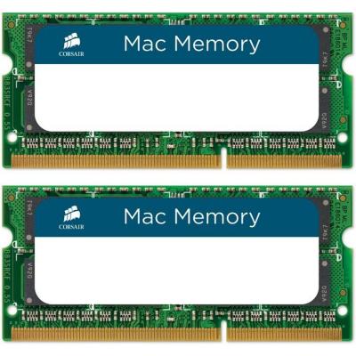 Corsair 16GB (2x8GB)  SODIMM PC12800/1600Mhz für MacBook Pro, iMac, Mac mini | 0843591029681