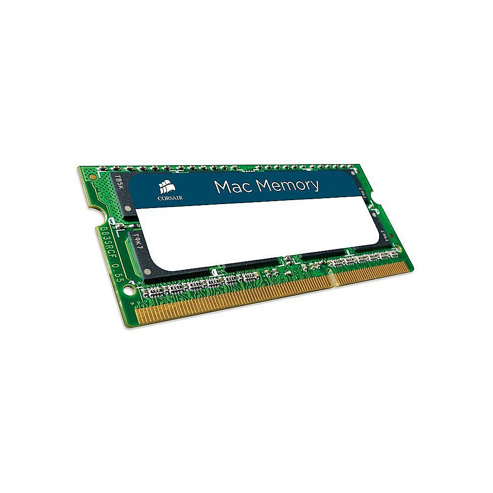 Corsair 16GB (2x8GB) SODIMM PC12800/1600Mhz für MacBook Pro, iMac, Mac mini