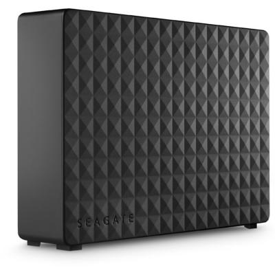 Seagate  Expansion Desktop Drive USB3.0 – 3TB 3.5Zoll Schwarz | 7636490063541