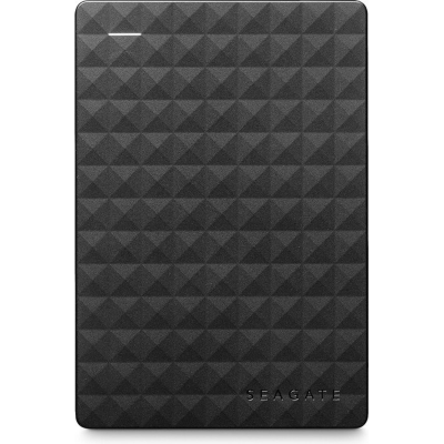 Seagate  Expansion Portable Drive USB3.0 – 500GB 2.5Zoll Schwarz | 7636490063411