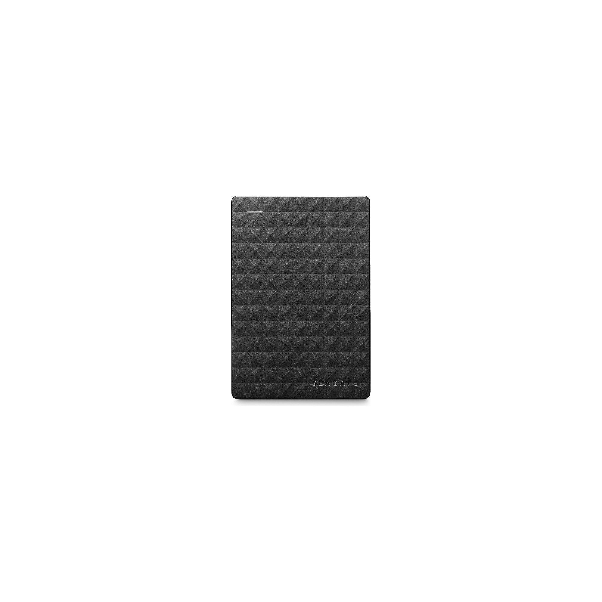 Seagate Expansion Portable Drive USB3.0 - 2TB 2.5Zoll Schwarz