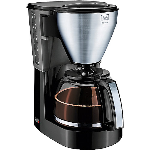 Melitta Easy Top 1010-04 Kaffeemaschine schwarz   4006508211135