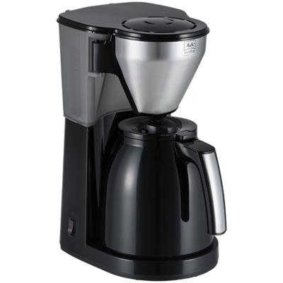 Melitta  Easy Top Therm 1010-08 Kaffeemaschine schwarz | 4006508209750