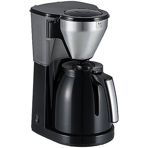 Melitta Easy Top Therm 1010-08 Kaffeemaschine schwarz