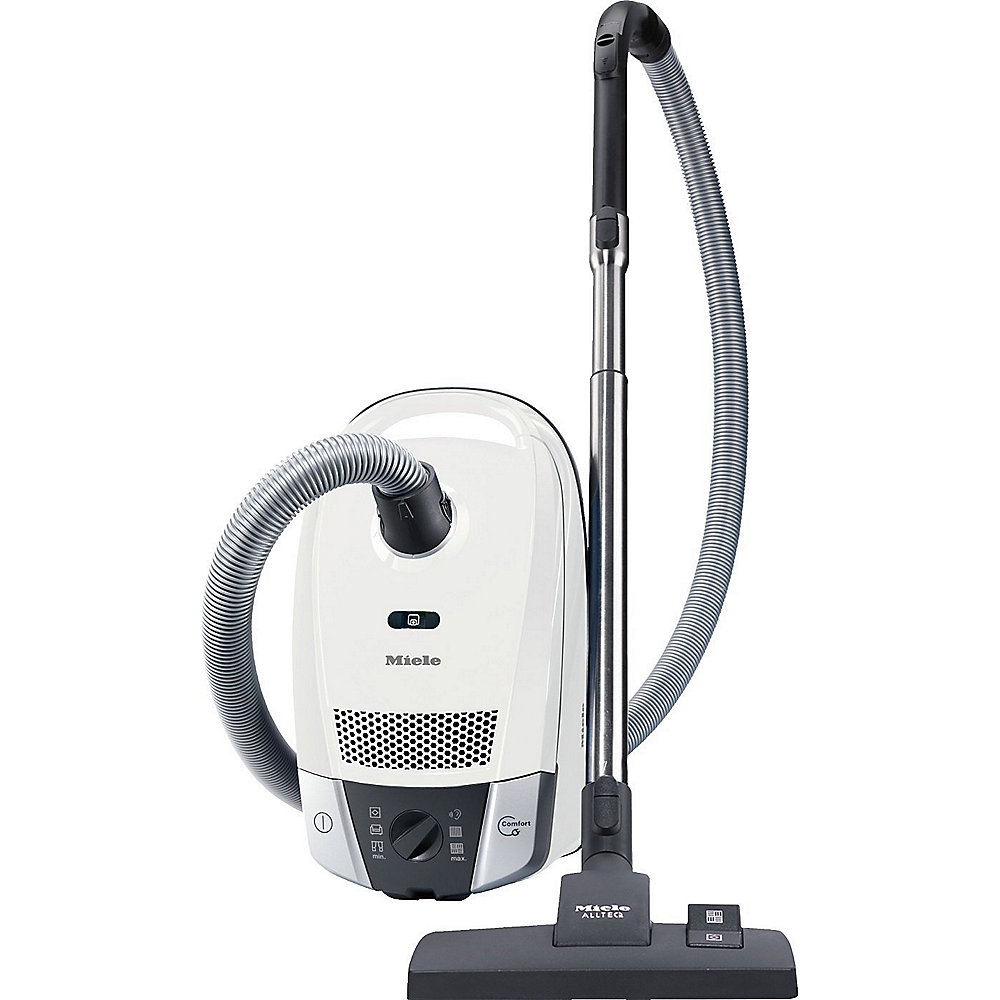 Miele Compact C2 Allergy EcoLine Staubsauger mit Beutel lotosweiß