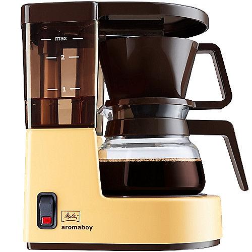 Melitta Aromaboy 1015-03 Kaffeemaschine beige-braun | 4006508209491