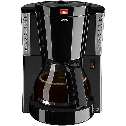 Melitta Look 1011-02 Kaffeemaschine schwarz   4006508209835