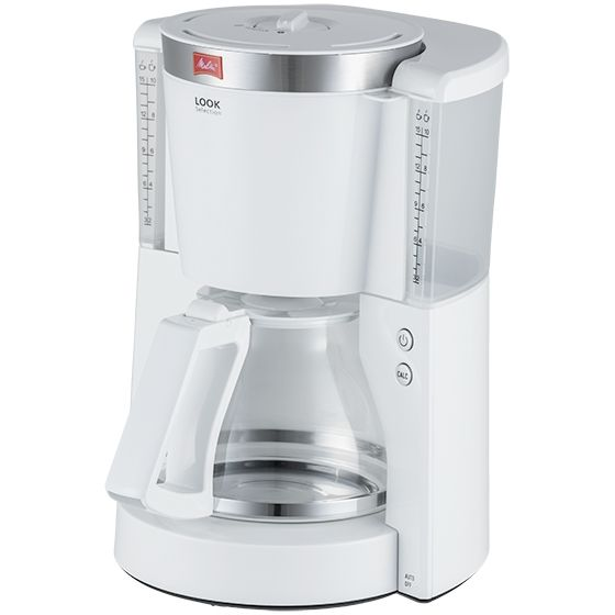Melitta Look Selection 1011-03 Kaffeemaschine weiß