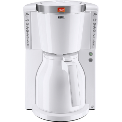 Melitta  Look Therm Selection 1011-11 Kaffeemaschine weiß | 4006508212675