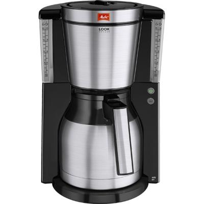 Melitta  Look Therm DeLuxe 1011-14 Kaffeemaschine schwarz | 4006508212668