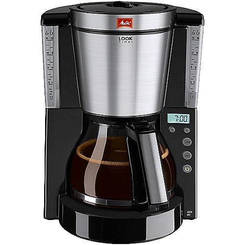 Melitta Look Timer 1011-08 Kaffeemaschine schwarz | 4006508209811