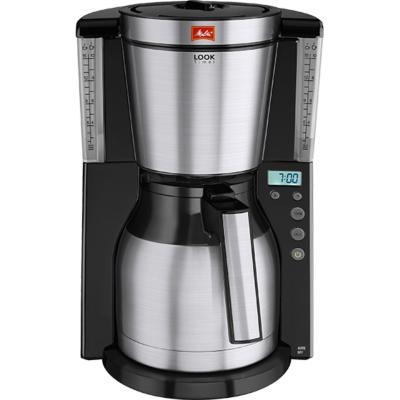 Melitta  Look Therm Timer 1011-16 Kaffeemaschine schwarz | 4006508212644