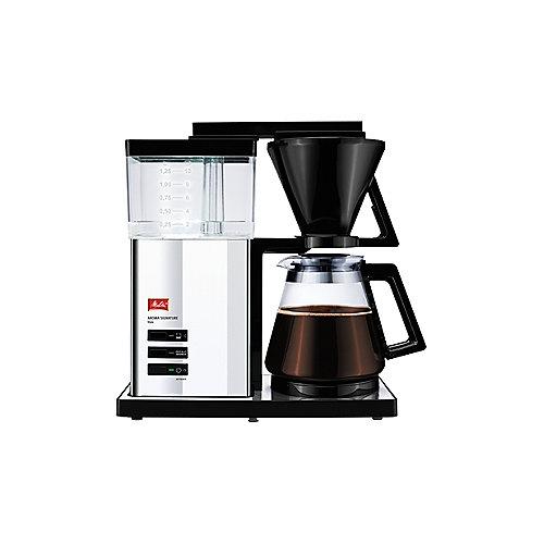 Melitta Aroma Signature DeLuxe 100704 Kaffeemaschine Hochglanz Chrom | 4006508209972