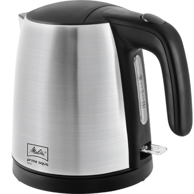 Melitta  Prime Aqua Mini 1018-01 Wasserkocher Edelstahl 1,0 Liter | 4006508213009