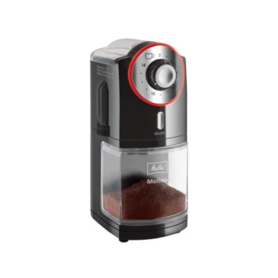 Melitta Molino 1019-01 Kaffeemühle 100 Watt