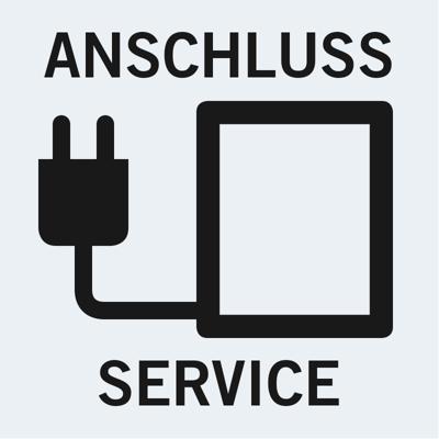 Anschluss Service Waschmaschinen, Trockner, Geschirrspüler (keine Einbaugeräte!)