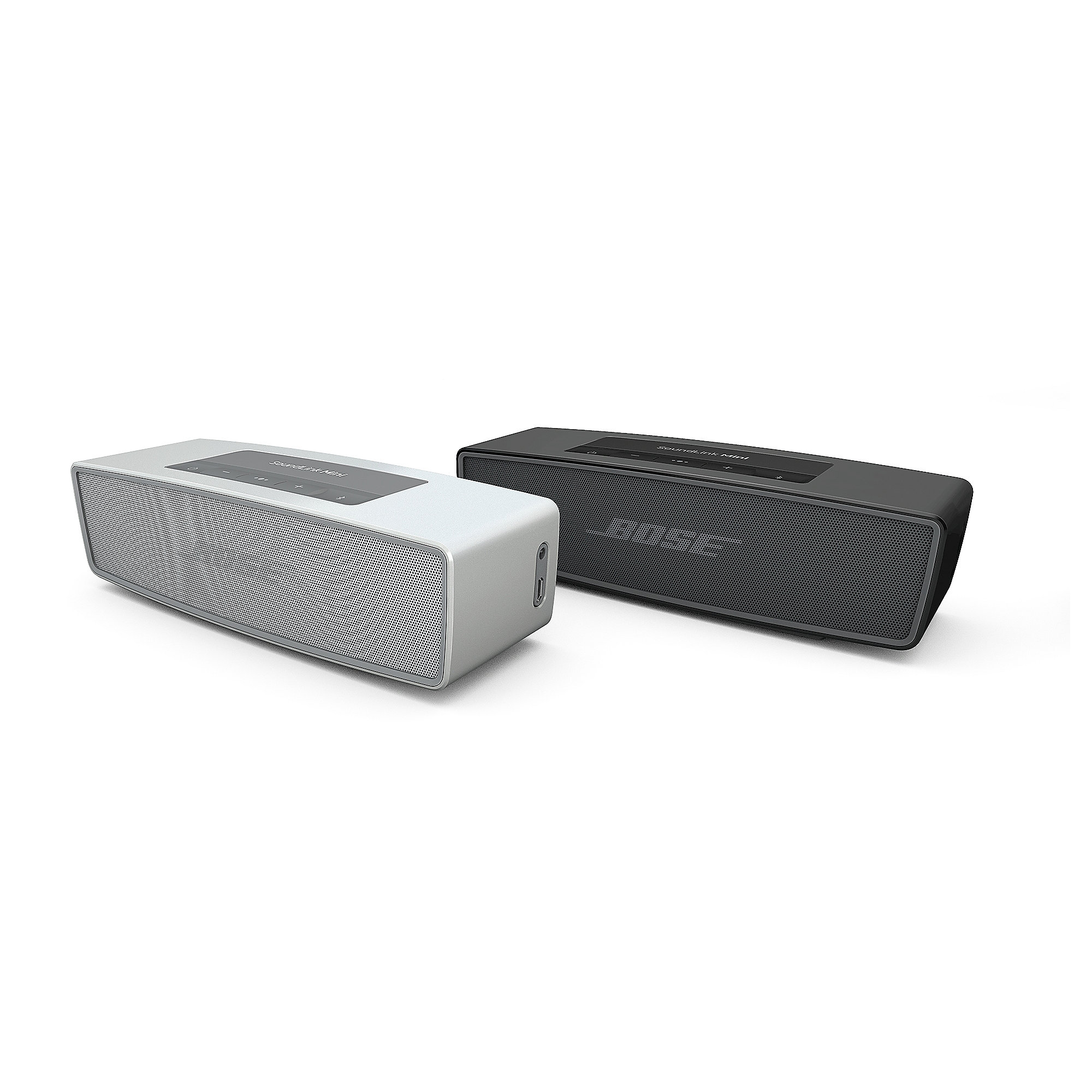 BOSE SoundLink Mini II Bluetooth Lautsprecher - Carbon