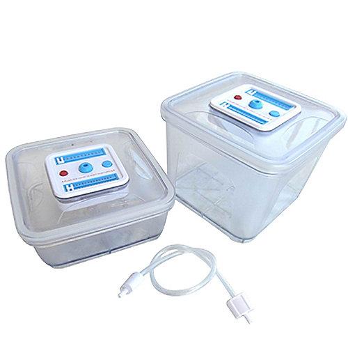 Gastroback 46111 Vakuum Behälterset für 46008 (2-teilig)   4016432461117