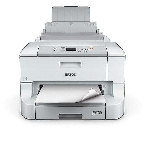 Epson  Epson WorkForce Pro WF-8010DW Tintenstrahldrucker WLAN LAN | 8715946538303