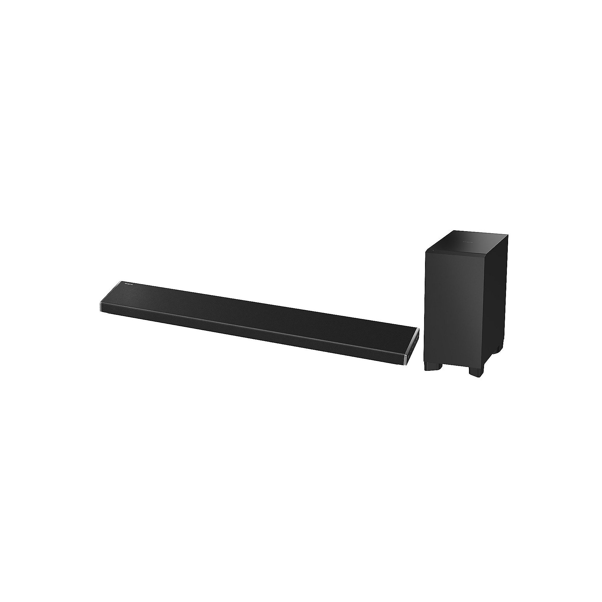 Panasonic SC-ALL70TEGK  3.1 ALL-Soundbar mit kabellosem Subwoofer & Bluetooth