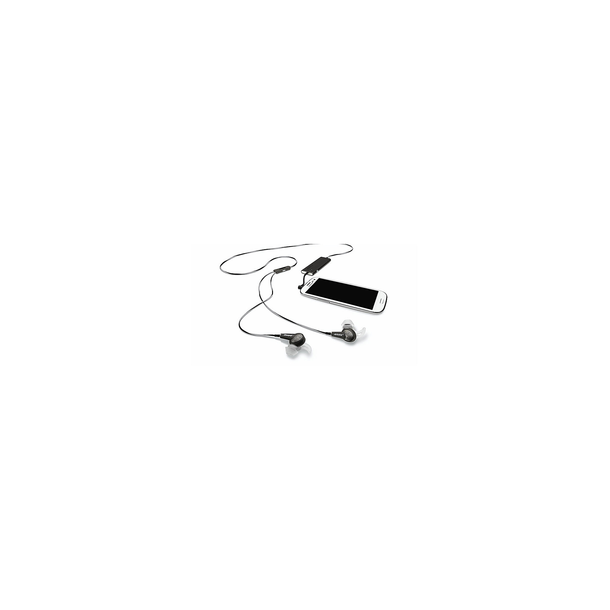 .Bose Quietcomfort 20i - Acoustic Noise Cancelling In-Ear Headphones für Apple